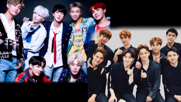 BTS vs EXO