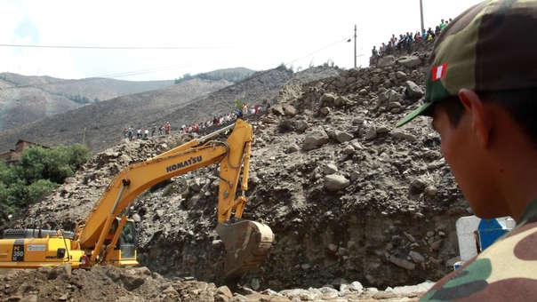 Este año solo se ejecutaron S/850 millones para la reconstrucción, según el BCR.