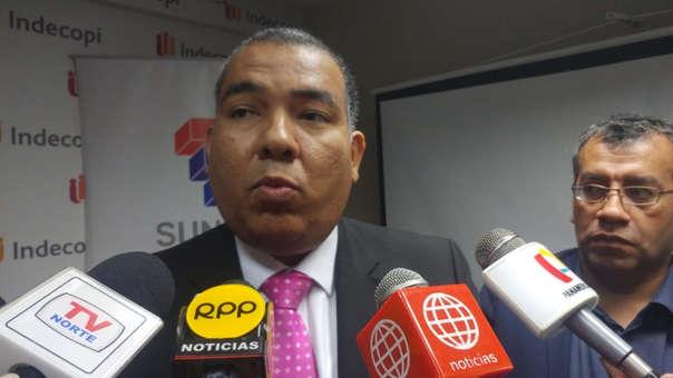 Daniel Navarro, vocero de la Sunedu