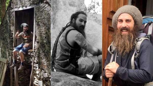 La familia de Mathieu Martin difundió fotos suyas para buscarlo. Ahora las autoridades creen que fue asesinado.