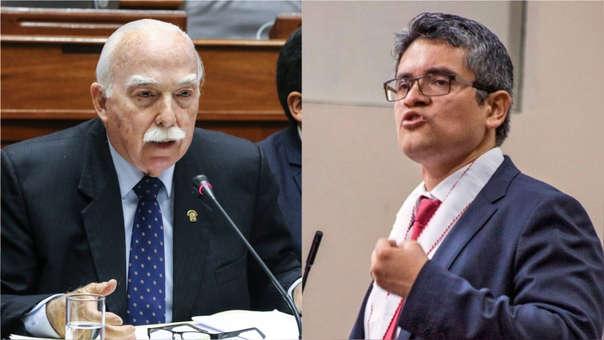 El congresista desató su furia contra el fiscal José Domingo Pérez en redes sociales.