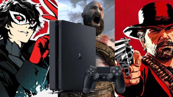 Te recomendamos 10 juegos para estrenar tu nueva PlayStation 4.
