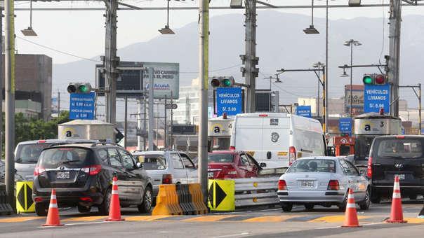 La Municipalidad de Lima cuestionó esta alza de peajes y presentó una medida cautelar.