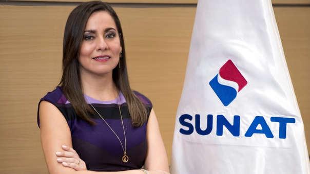 Claudia Suárez se desempeñaba como superintendenta nacional adjunta de tributos internos de la Sunat.