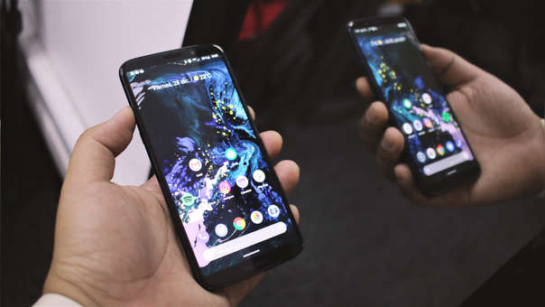 Motorola tiene enl Moto Z3 Play un teléfono lejos de las tendencias