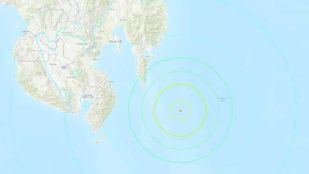 El sismo se ha despertado las alertas de tsunami en el la parte asiática del Océano Pacífico.
