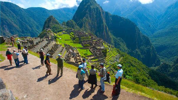 Machu Picchu recibió 1,5 millones de visitantes durante los meses de enero y octubre de este 2018.