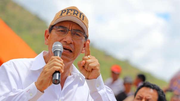 El presidente Martín Vizcarra se encuentra en Brasil para la asunción al mando de Jair Bolsonaro.