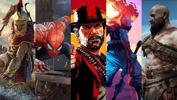 Los mejores juegos del 2018