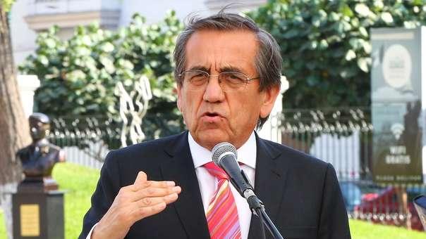 Del Castillo se pronunció sobre la salida de los fiscales Pérez y Vela.