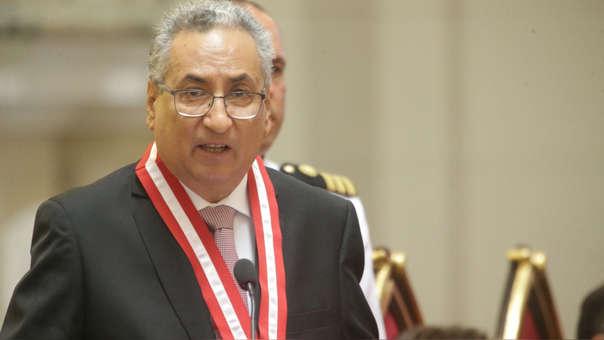 Lecaros aseguró que una de sus primeras medidas será el establecimiento para que los magistrados del Poder Judicial entreguen su declaración jurada.