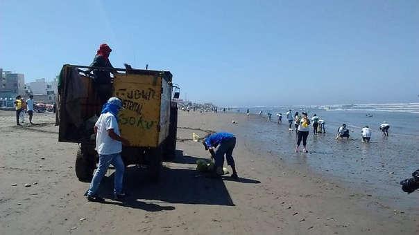 Playa de Pimentel