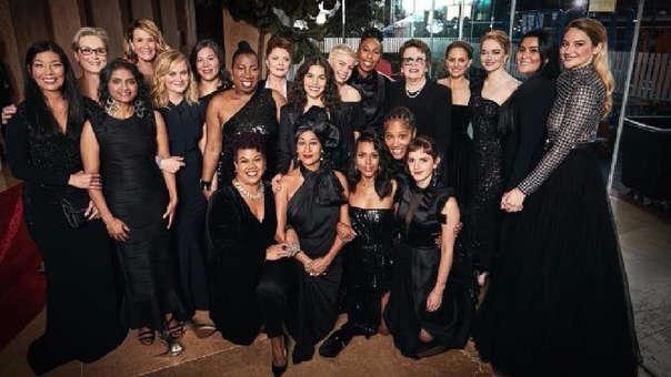 Golden Globes 2018: Los famosos vistieron de negro como protesta al abuso y acoso sexual en Hollywood