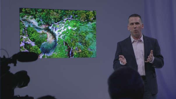 Un televisor con MICROLED e Inteligencia Artificial ha sido presentado por Samsung