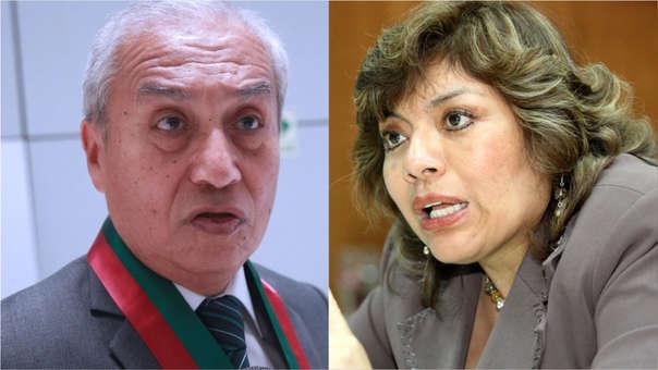 Los fiscales supremos Zoraida Ávalos y Pablo Sánchez pidieron al fiscal de la Nación, Pedro Chávarry, que renuncie al cargo.
