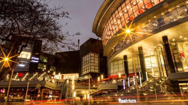 Centro Comercial Real Plaza Salaverry