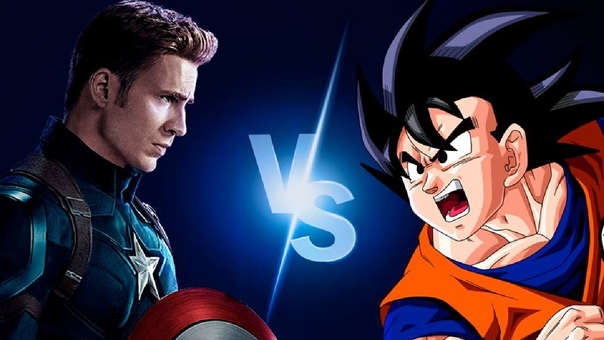 Dragon Ball vs Avengers