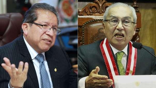 Pablo Sánchez respondió a las acusaciones del ex fiscal de la Nación.