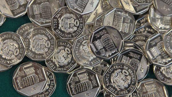 Banco Central de Reserva inició acuñación de monedas del 2019.