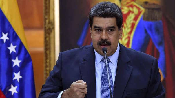 VENEZUELA-LIMA GROUP-MADURO