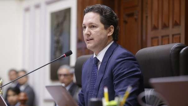Fuerza Popular presentó moción de censura contra Daniel Salaverry.