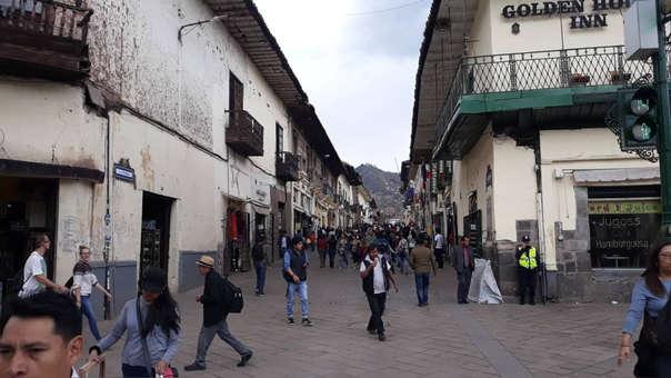 Calle Marquez Cusco