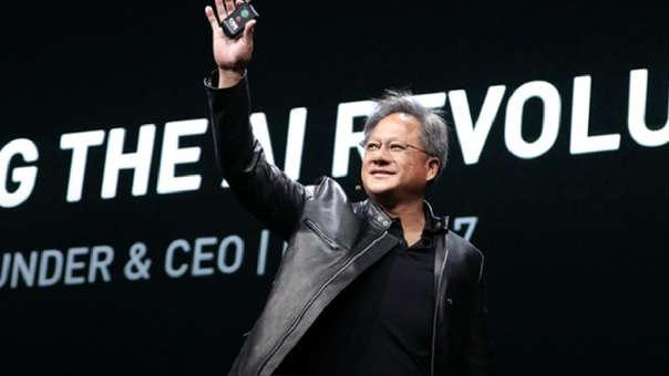 CEO de NVIDIA