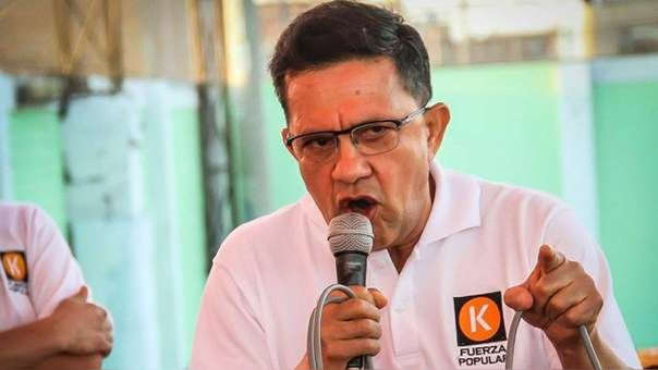 Antonio Becerril Rodríguez, implicado en la red criminal 'Los Temerarios del Crimen'.