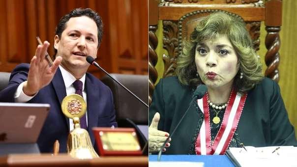 La designación de Zoraida Ávalos como fiscal de la Nación interina y el fallido intento de censura contra Daniel Salaverry marcaron la semana en la política local.