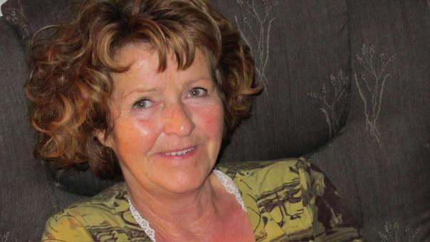 Anne-Elisabeth Falkevik Hagen, 68 años, está desaparecida desde el 31 de octubre y
