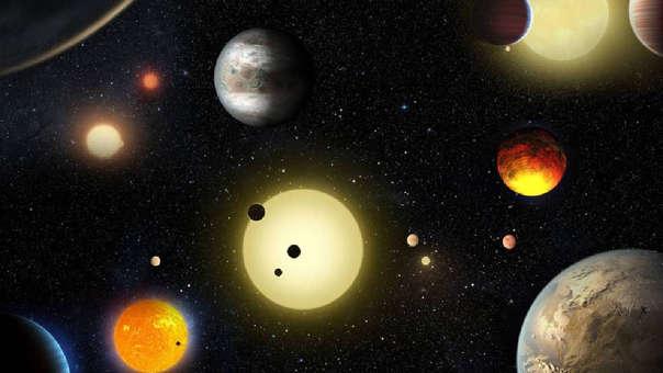 Si un planeta contiene carbono, hidrógeno y nitrógeno tiene los elementos básicos para que puedan albergar vida.