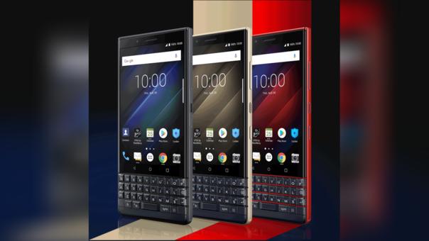 El teclado físico es un icono del diseño BlackBerry.