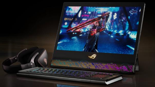 Una potente e innovadora laptop