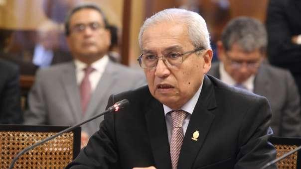 Pedro Chávarry renunció al cargo de fiscal de la Nación.