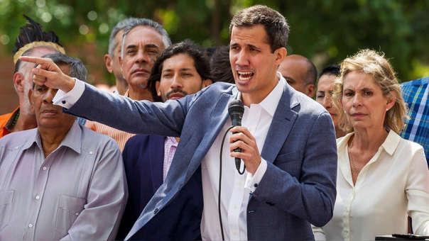 Juan Guaidó es un ingeniero industrial y político venezolano, de 35 años, que actualmente ocupa el cargo de presidente de la Asamblea Nacional.