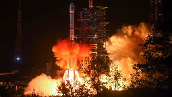 FILES-CHINA-US-MILITARY-SPACE