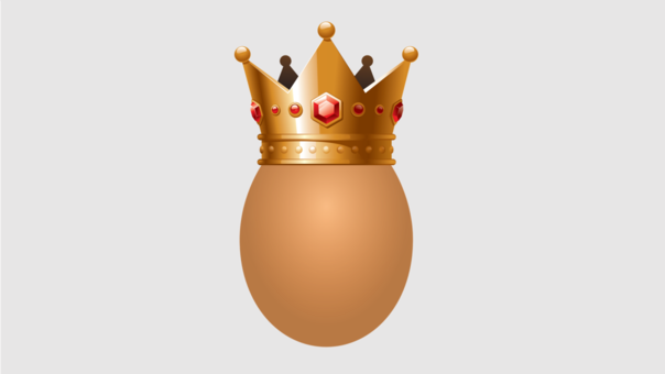 Un huevo es el nuevo rey de Instagram