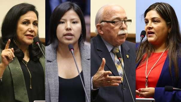 Congresistas expresaron su postura sobre proyecto de ley.