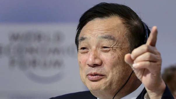 Ren Zhenfgei (74).