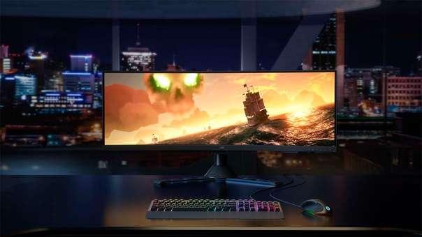 Lenovo comienza a incursionar en otros aspectos de la línea gamer.