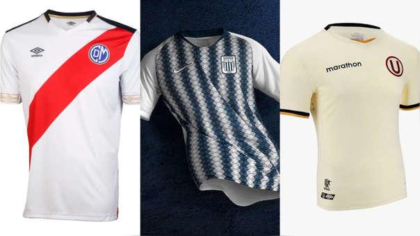 0cc63b9d5c Estos son los precios de las nuevas camisetas de Alianza Lima,  Universitario y Deportivo Municipal