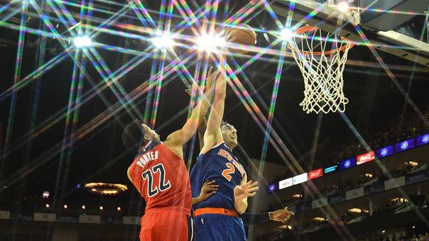 BASKET-GBR-USA-NBA-WIZARDS-KNICKS