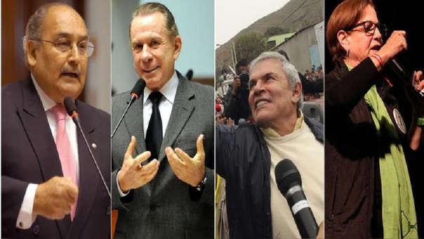 Alcaldes de Lima