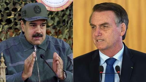 Mandatario brasileño tuvo una reunión con el asesor del secretario de la OEA, así como líderes opositores venezolanos, quienes le pidieron que reconozca a Juan Guaidó como presidente.