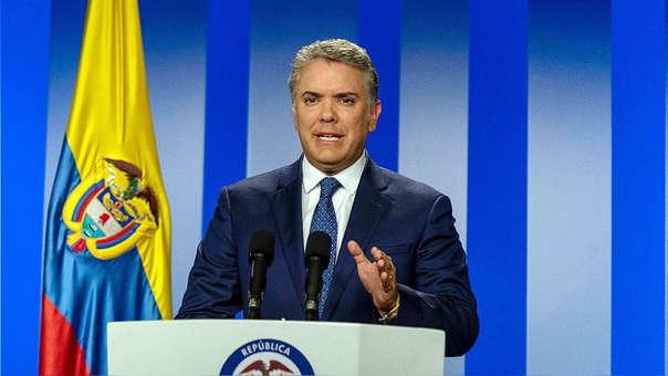 COLOMBIA ATENTADO