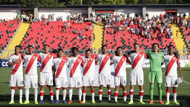 Perú vs. Paraguay por el sudamericano sub 20