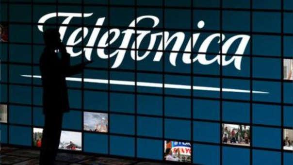 El fiscal José Domingo Pérez realizó una diligencia en Telefónica este lunes.