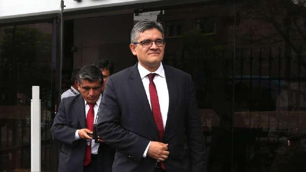 El fiscal dijo que se debe tener en consideración que anteriormente se dijo que había informantes dentro del Ministerio Público.