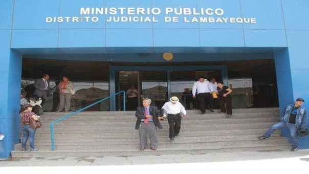 Fiscalía de Ferreñafe logró pena máxima