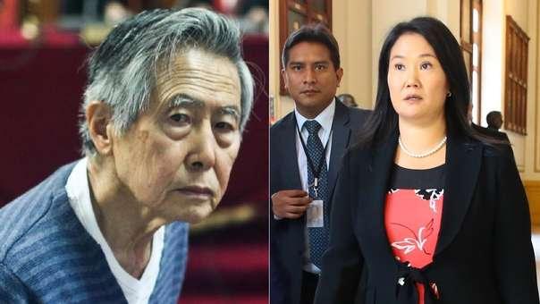 Alberto Fujimori retornó al penal de Barbadillo.